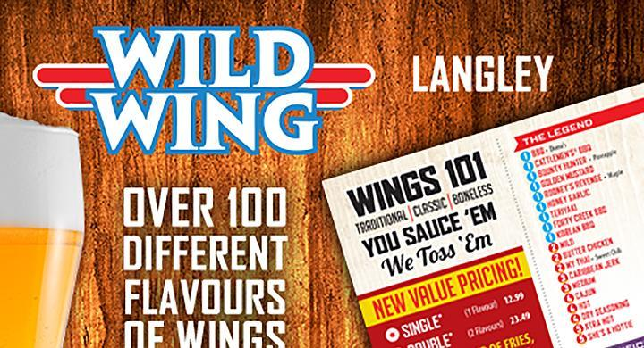 Wild Wing Is Getting Social with Shervin