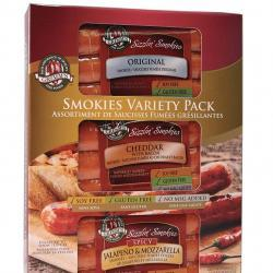 Grimm's Smokies Variety Pack