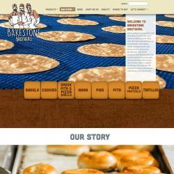 Bakestonebrothers website