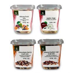 Golden Boy Foods food packaging