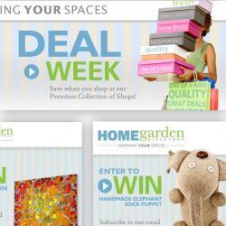 Home Garden Directory social media