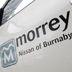 Morrey Nissan branding/logo