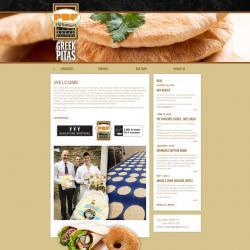 Pita Bread Factory website
