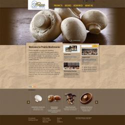 Prairie Mushrooms website