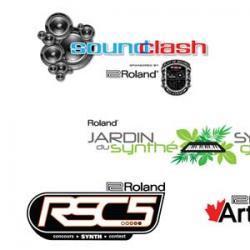Roland branding/logo