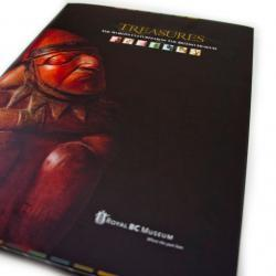 Royal BC Museum event collateral