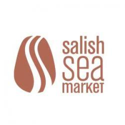 Salish Sea Market branding logo