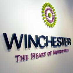 Winchester branding/logo