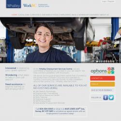 Whalley Employment  Services